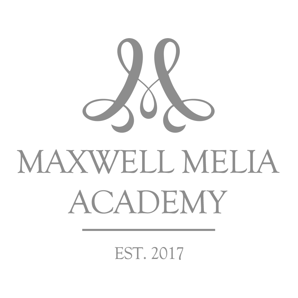Maxwell Melia Logo Grey Transparent
