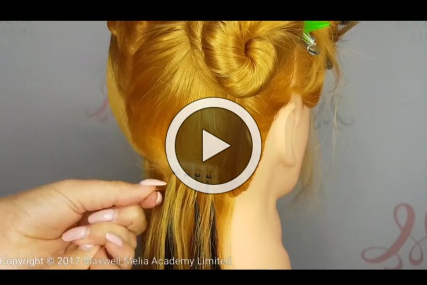 Online Hair Extension Training 1