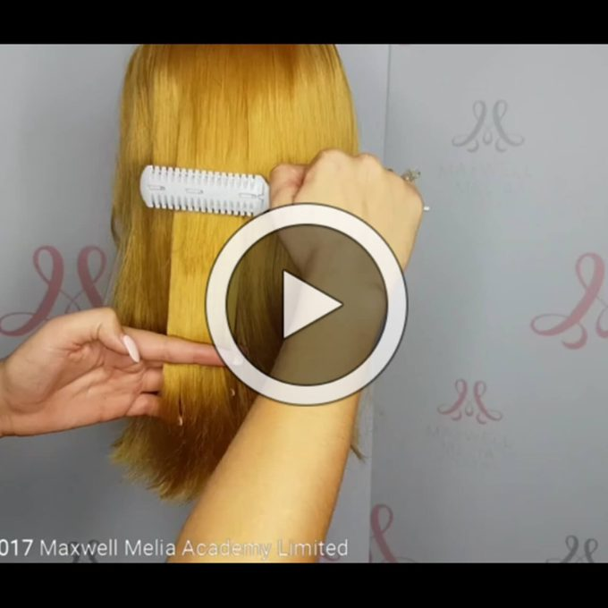 Online Hair Extension Training 4