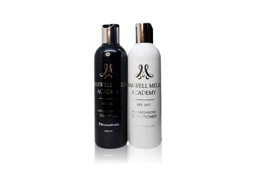 Hair Extensions Shampoo and Conditioner