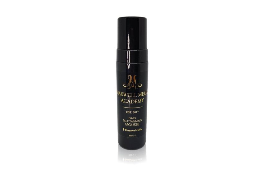 Maxwell Melia Dark Tanning Mousse